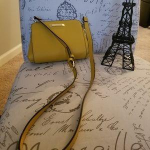 Steve Madde Women's Yellow Blannis Crossbody Bag